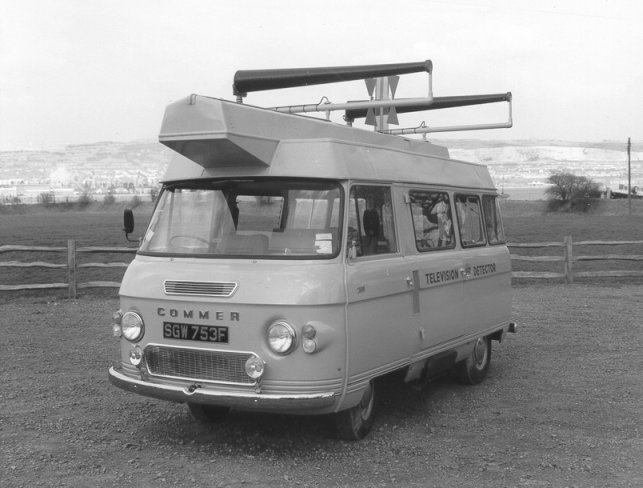 TV-Peilwagen
