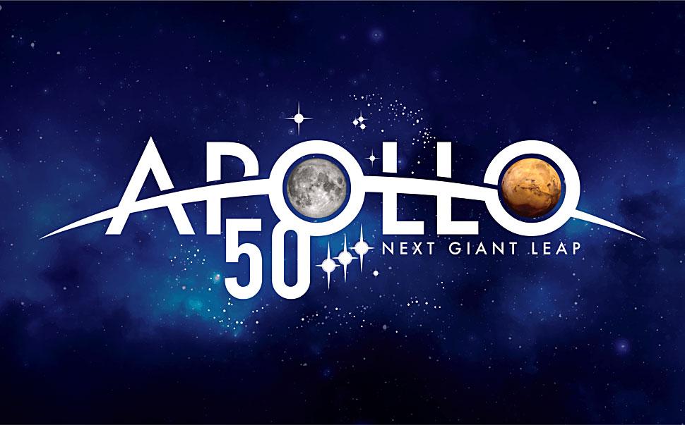 50 Jahre Mondflug